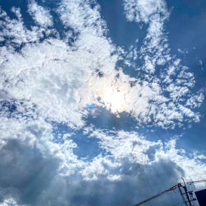 《天使の梯子》