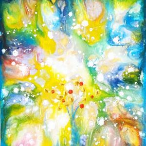 『宇宙と、平和と祈りと果実』✨✨✨