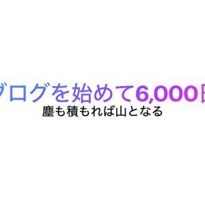 6,000日