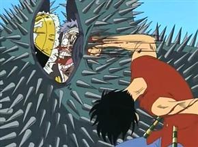 【ワンピ】『ルフィの全盛期』ってクリークのトゲマントごとぶん殴った時だよな