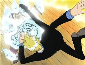 ワンピースの『サンジ』って足だけで戦うとかヤバくね?