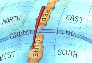 『ワンピース』って東の海を逆戻りすればすぐに「ラフテル」に着くんじゃないの?