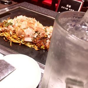 こないだの大阪飯その6 お好み焼きあべとんとモーニング不発