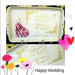 H様〜♥Happy  Wedding♥アトリエ Pinot・Noir(ピノ・ ノ ワール)