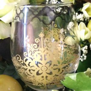 グラスの作品♪アトリエ Pinot・Noir(ピノ・ ノ ワール)