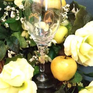 ワイングラスの作品♪アトリエ Pinot・Noir(ピノ・ ノ ワール)