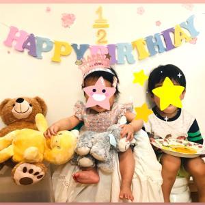 ♥半年の誕生日♬♥アトリエ Pinot・Noir(ピノ・ ノ ワール)