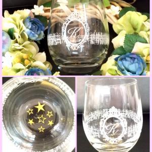 家飲み用のグラス☆*:.。アトリエ Pinot・Noir(ピノ・ ノ ワール)
