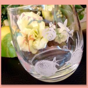 夏のグラス*・゜゚・*:.。..。.:*アトリエ Pinot・Noir(ピノ・ ノ ワール)