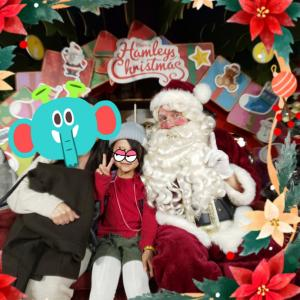 サンタクロースに会いに行こう 2019 知育クリスマスプレゼント