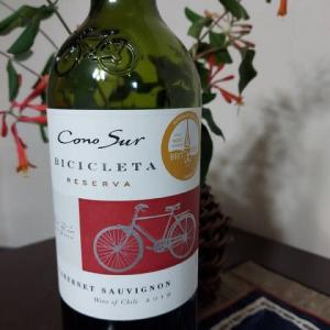 今月のワイン、コノスル