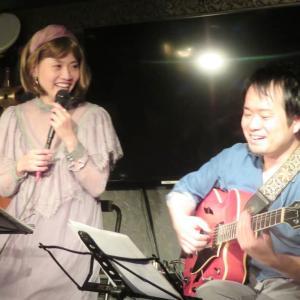 今夜配信終了!「舵輪での鷲尾Gさんとのデュオライブ」