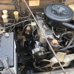 KE47エンジンに関する情報をお持ちの方にお願いがあります。その⑭