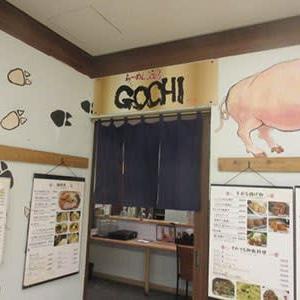 らーめん酒房 「GOCHI」 国際展示場正門