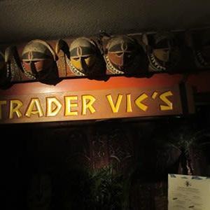 TRADER VIC'S (トレーダーヴィックス 東京)に~初~~