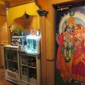 インディアンレストラン  「Shanti( シャンティ)」に~~ヒサのビサ~~