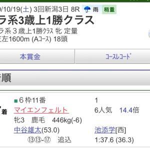 出走結果  _ な~〜にぃ〜!?  やっちまったな!!!!