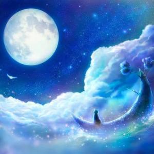 【本日で締切!】女性としての身体も精神も安定しないのは、月のパワーの所為です。。