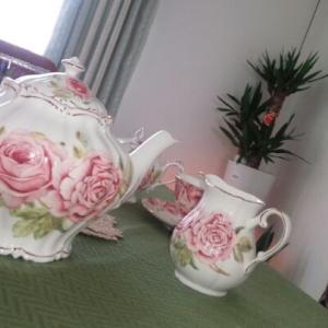 ネットでお茶会、しませんか。
