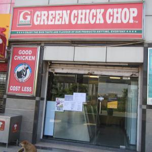 インドで食料調達 其の二