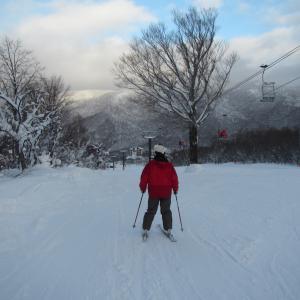 正月スキー