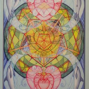 神聖幾何学カード メッセージ