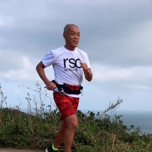 ジャッキーの、遠くへ行って走りたい(玄界灘編) went jogging to sea called 'Genkainada' which is special