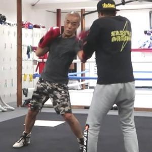 進化し続ける60歳ボクサー making progress in boxing at Upstart Boxing Gym