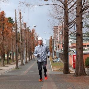 暴飲暴食のカロリー消費には長距離走を my first long slow distance jogging in 2020