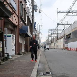 布施ゴールデンジョギングルート(ダイレクト編) jogged to one of my favorite bars for 20K