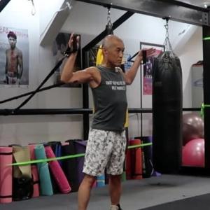 あしたのジャッキー(ファンクショナルトレーニング編) functional training for boxing