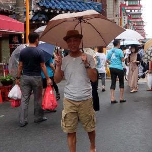 ジャッキー in 生野コリアタウン Jackie in Korea town in Osaka
