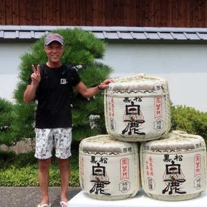 ジャッキー中年と夏の休日(西宮編2020③) my visiting place are famous for excellent yacht harbors and sake breweries