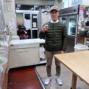谷九のオアシス(吟醸新酒あらばしり編) enjoyed freshly brewed ginjoshu