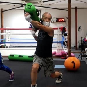 あしたのジャッキー(サーキットトレーニング編) circuit training for boxing