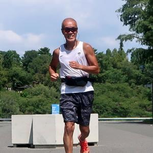 大迫の踏ん張りに感化されたジョギング marathon Olympic runners gave me huge power on the hottest day