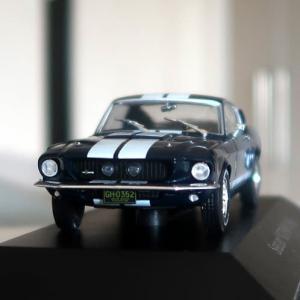 アメ車と言えばマスタング got model car Mustang of my favorite American car