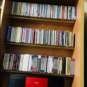 CDを爆買いしました