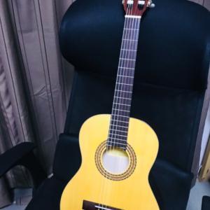 holaギターというルーマニアのギター