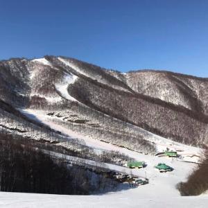 今週オープン予定のスキー場