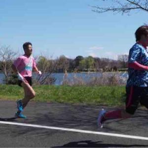 20190324 彩湖リレーマラソン