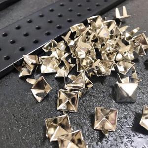スタッズベルト 鋲ベルト ピラミッド  3連 ☆送料無料