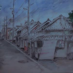 絵麗雅夢人展の作品