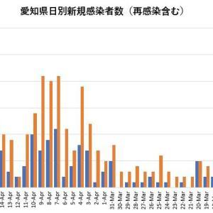 感染状況 愛知県症例の分析 その2