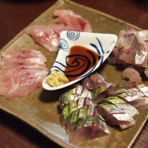 飯古定置で魚が買えるよ 刺身定食
