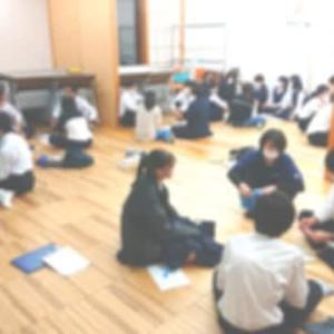 隠岐國学習センター 松江北高×隠岐島前高 合同夢ゼミに参加して思ったこと