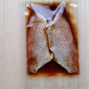 解凍してすぐ食べれる地魚パックの試作