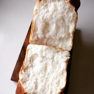 🍞丹沢酵母の湯種食パンの断面🍞