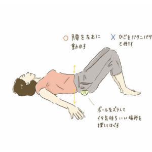 腰痛、坐骨神経痛の人はこれやってね
