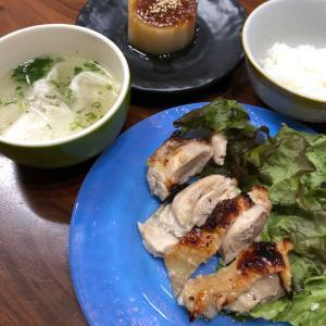 12月4日(水)の夕飯